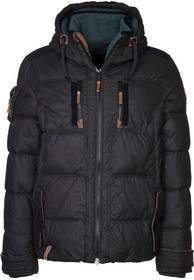Naketano ITALO POP kurtka zimowa niebieski 2NA22G009-502