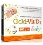 Olimp Gold Vit D3 Baby 30 szt.
