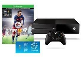 Microsoft Xbox One 500GB + 1x gra (EA SPORTS FIFA 16