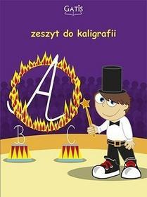Gatis Zeszyty A4 16k DO KALIGRAFII