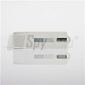 Esonic MQ-U300 - szpiegowski dyktafon z aktywacją nagrywania dźwiękiem