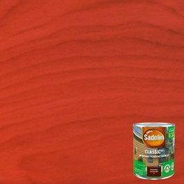 Sadolin Classic Impregnat do drewna 0.75L Czerwony