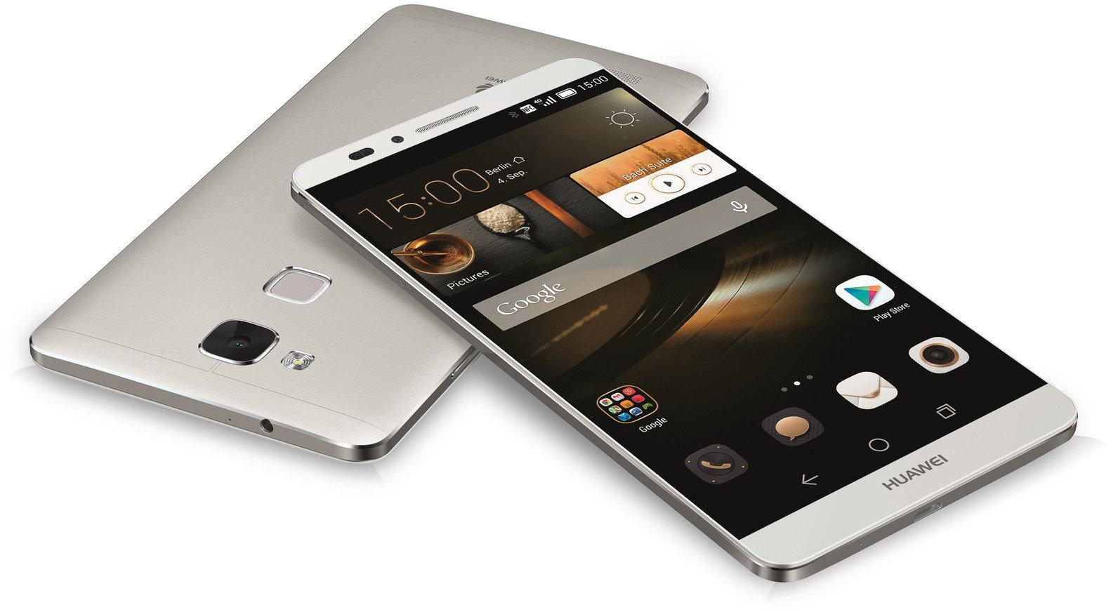 Huawei Ascend Mate 7 Srebrny