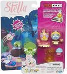 Hasbro Angry Birds Stella dwupak Luca i Poppy z telepodem A9208