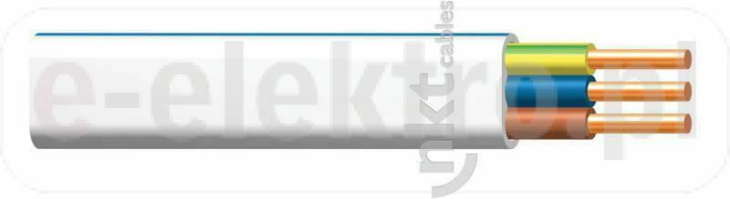 NKT cables Warszowice Sp. z o.o. EDI-2200 Przewód instalacyjny Instal Plus YDYpż