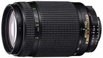 Nikon AF 70-300 f/4.0-5.6D ED