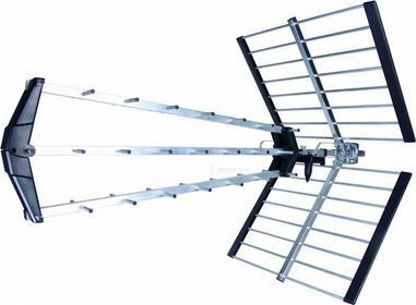 DPM Solid Polska Antena kierunkowa, trójramienna, UHF E2169
