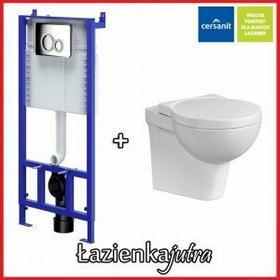 Cersanit SLIM NANO 4W1 Zestaw podtynkowy do WC K97-271
