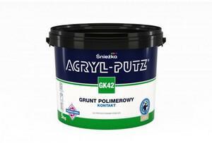 Śnieżka Acryl-Putz Grunt kontakt GK42 5kg 101761