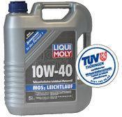 Liqui Moly MoS2 Leichtlauf Super Motoroil 10W-40 5L