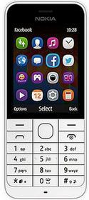 Nokia Asha 220 Dual Biały