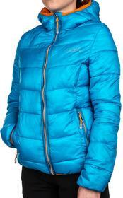 Outhorn Kurtka zimowa puchowa damska TOZ15-KUD602A - Turquoise Kobiety