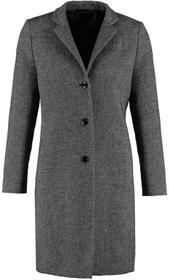 Gant Płaszcz wełniany /Płaszcz klasyczny czarny 475687
