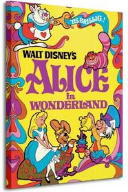 Alice In Wonderland (1974) - Obraz na płótnie