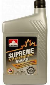 Petro-Canada SUPREME SYNTHETIC 5W-20 1L