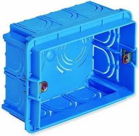 Vimar Puszka montażowa 3M niebieska V71303