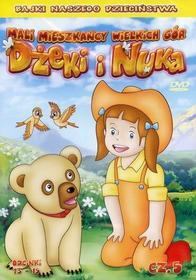 Rosmedia Mali Mieszkańcy Wielkich Gór: Dżeki i Nuka 5 DVD