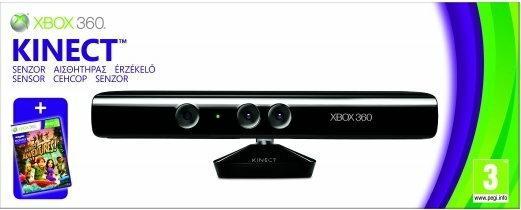 Microsoft Kinect Sensor dla Xbox 360 by