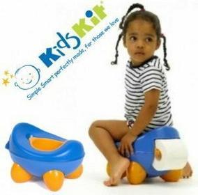 Nocniczek z papierem toaletowym Kids Kit Kids Kit2