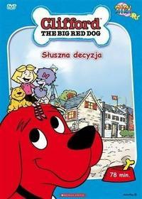 GM Distribution Clifford Wielki Czerwony Pies: Słuszna Decyzja DVD