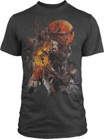 Jinx Koszulka Wiedźmin 3: Zabójca Potworów