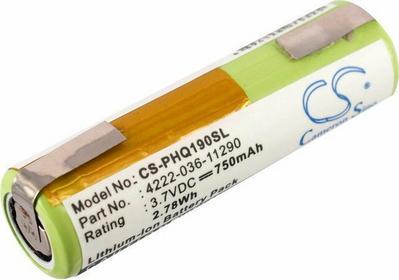 Philips 036-11290 750mAh 2.78Wh Li-Ion 3.7V (Cameron Sino) CS-PHQ190SL