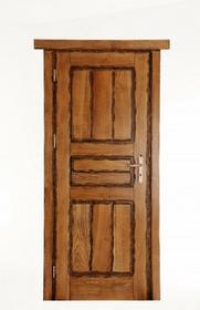 Konar Meble Kolbudy Drzwi wewnętrzne dębowe RUSTICA
