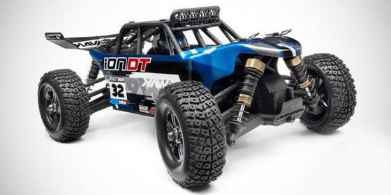 HPI Racing ION DT 1/18 RTR ELECTRIC DESERT TRUCK MV12806
