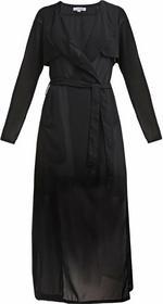 Glamorous Płaszcz wełniany /Płaszcz klasyczny czarny CK1640