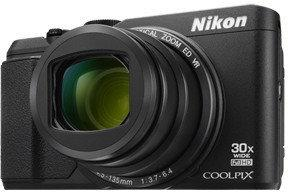 Nikon Coolpix S9900 czarny