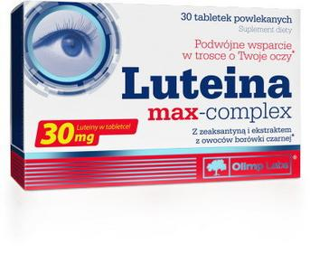 Olimp LUTEINA MAX COMPLEX 30 szt.