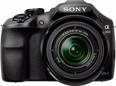 Sony ILCE-3000K body czarny