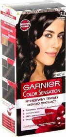 Garnier Color Sensation 2.0 Hebanowa Czerń