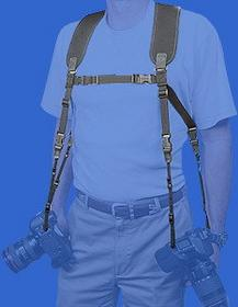 OP/TECH Szelki Dual Harness - Regular