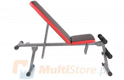 MultiStore Wielofunkcyjna ławka do ćwiczeń QB-Y5
