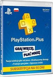 PlayStation Plus 90dni