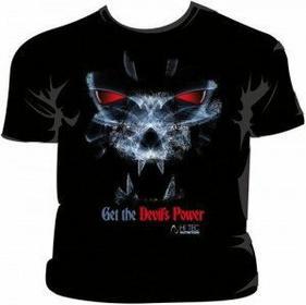 Hi-Tec T-Shirt Black Devil T-shirt