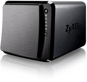 Zyxel NAS542 4xHDD 2x1.2GHz 1GB 3xUSB 2xLAN SD