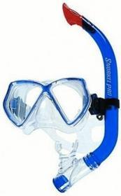 Scubapro Maski Currents Combo Pro niebieska