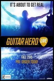 Guitar Hero: Live Xbox One