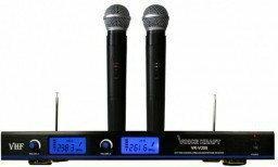 Voice Kraft Zestaw mikrofonów bezprzewodowych (VK-V350)