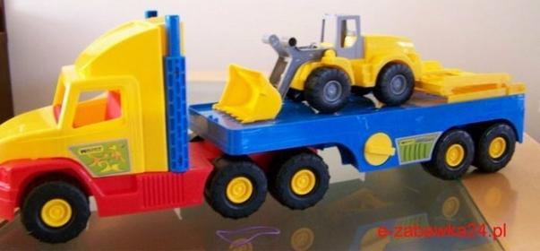 Wader Super Truck Set - 03669