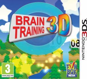 Brain Training 3D 3DS