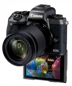 Canon EOS M5 + ob 18-150 IS STM