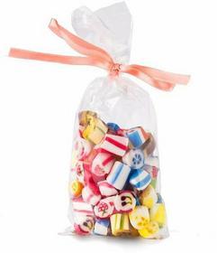 Stewiarnia Cukierki w torebce bez cukru 100g-