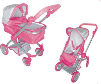 Euro Baby Wózek dla lalki 9651F