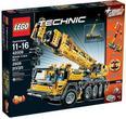 LEGO Technic - Ruchomy Żuraw MK II 42009