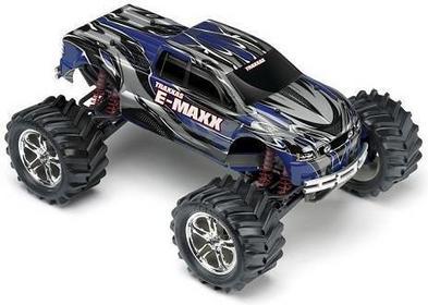 TRAXXAS E-MAXX Monster Truck