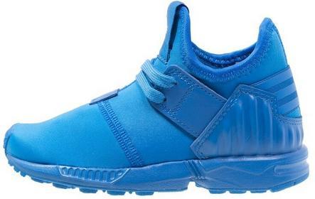 adidas Originals ZX FLUX PLUS Tenisówki i Trampki bluebird KDD26