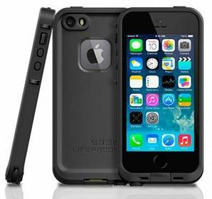 LifeProof Obudowa ochronna iPhone 5/5s czarna (fre) IBALIPRPC5SBK